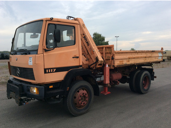 Mercedes Benz 1117 - tipper