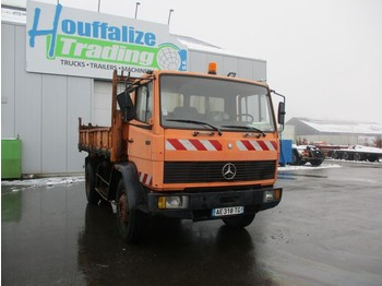 Mercedes-Benz 1517 tipper full steel suspensions - tipper