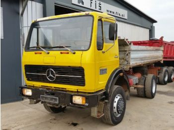 Mercedes benz mb 1113 4x2 tipper from greece for sale at for 1926 mercedes benz for sale