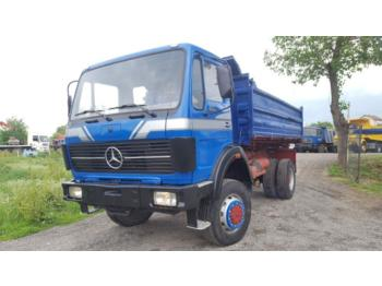 Mercedes benz 2655 med istrail henger tipper from norway for 1926 mercedes benz for sale