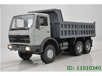 Mercedes benz 2626 kipper tipper from belgium sale buy for Mercedes benz belgium