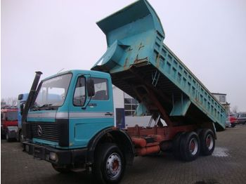 Tipper Mercedes-Benz 2632 6X4 V10 ENGINE