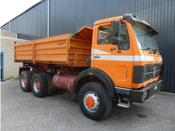 Mercedes-Benz 2632 6x6 pas 2628 2626 2629 GROS PONTS - tipper