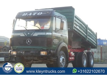 Tipper Mercedes-Benz 2632 K v10 6x4 full steel