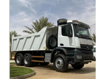 Tipper Mercedes-Benz 3342 6X4 Mulden Kipper Euromix ET 18: picture 1