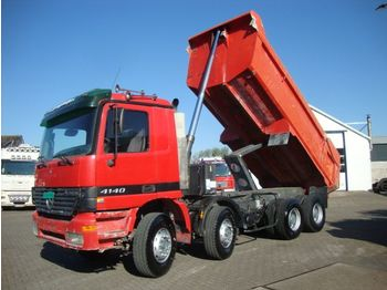 Tipper Mercedes-Benz 4140 manuale: picture 1