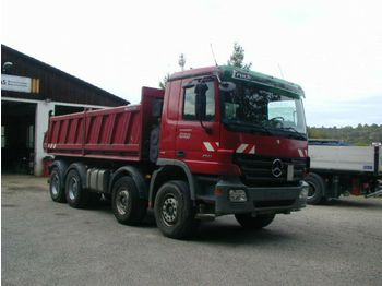 Tipper Mercedes-Benz 4141K 8x4