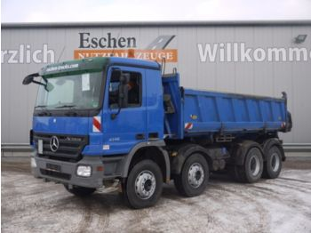 Tipper Mercedes-Benz 4146 8x4, Bordmatik, Blatt: picture 1