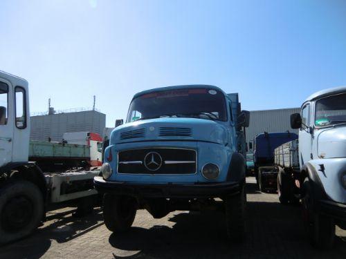 Mercedes benz s 2626 ak 6x6 6x6 precio 24 900 a o de for Mercedes benz 6x6 precio