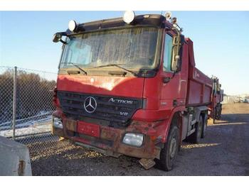 Mercedes-Benz ACTROS 3351 - SOON EXPECTED -  6X4 EPS FULL STEE  - tipper