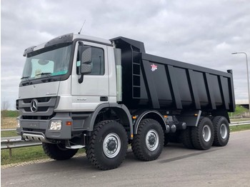 Mercedes-Benz ACTROS 4850(4150) AK 8x8 Heavy Duty Tipper Truck NEW/UNUSED - tipper