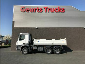 Tipper Mercedes-Benz AROCS 2640 LK 6X4 KIPPERS 4X IN STOCK