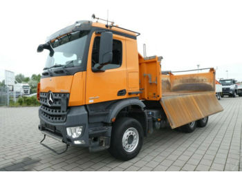 Tipper Mercedes-Benz AROCS 2645 K/6x4+Bordmatik: picture 1