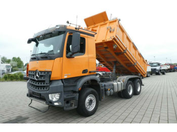 Tipper Mercedes-Benz AROCS 2645 K/6x4+Bordmatik