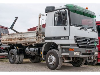 Tipper Mercedes-Benz Actros 1840 AK Kipper off. Kasten