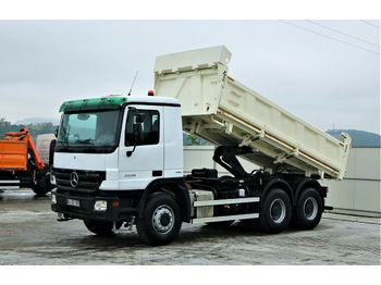 Tipper Mercedes-Benz Actros 3336 Kipper+Bordmatic 5,20m Topzustand!