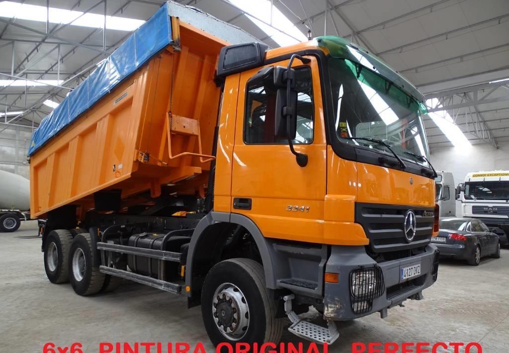 tipper Mercedes-Benz Actros 3341