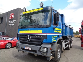 Tipper Mercedes-Benz Actros 3344 Double System Tractor/tipper