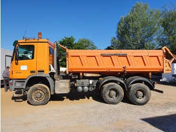 Mercedes Benz Actros 3346 6x6 - tipper