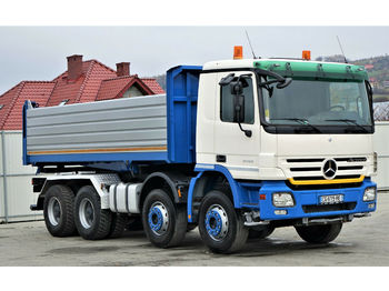 Tipper Mercedes-Benz Actros 4144 *Kipper+Bordmatic * 8x4*Top Zustand!: picture 1