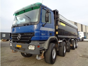 Tipper Mercedes-Benz Actros 5044 + MANUAL + KIPPER + 23 M3 + CAMERA