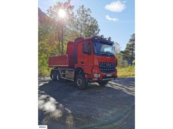 Leasing Mercedes-Benz Arocs - tipper