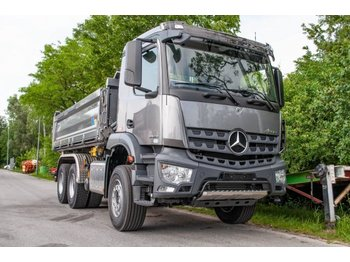 Mercedes-Benz Arocs 2646K 6x4 LKW Kipper Bordmatik - tipper