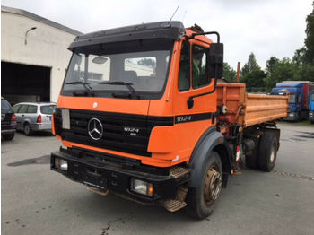 Mercedes-Benz MB 1824 K  - tipper