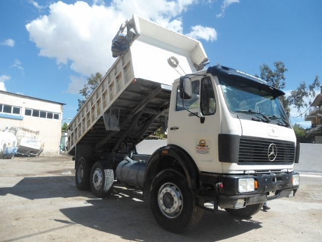 Mercedes benz mb 1926 6x2 tipper from greece for sale at for 1926 mercedes benz for sale