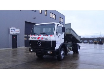 Mercedes-Benz SK 1617 (6 CYLINDER / MANUAL PUMP) - tipper