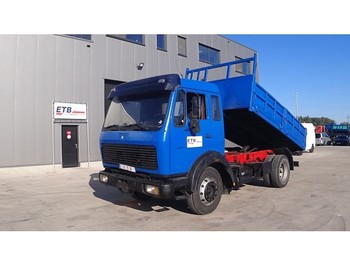 Mercedes-Benz SK 1617 (FULL STEEL SUSP.) - tipper