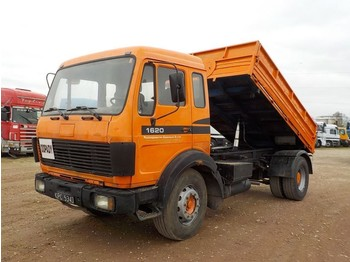 Tipper Mercedes-Benz SK 1620 (BIG AXLE / STEEL SUSPENSION)