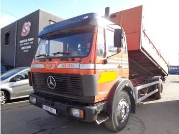 Tipper Mercedes-Benz SK 1635 lames/steel