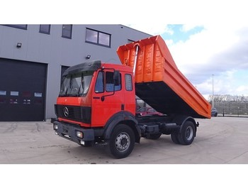Mercedes-Benz SK 1824 (BIG AXLE / FULL STEEL SUSPENSION / V6-ENGINE WITH MANUAL PUMP) - tipper