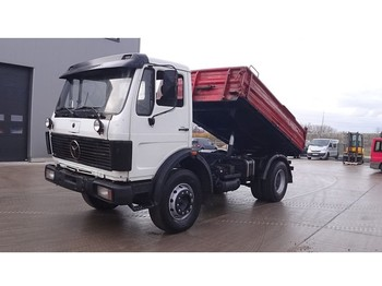 Tipper Mercedes-Benz SK 1922 (GRAND PONT / SUSPENSION LAMES / V6-MOTEUR)