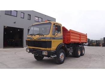 Tipper Mercedes-Benz SK 2635 (BIG AXLE / STEEL SUSPENSION / V8 ENGINE)