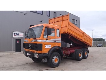 Mercedes-Benz SK 2635 ( V8 / FULL STEEL / BIG AXLE) - tipper