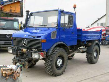 Tipper Mercedes-Benz Unimog U 1250 2-Achs Allradkipper - Truck1 ID: 3861457