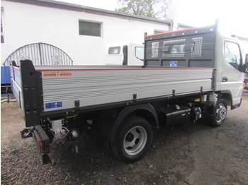 MITSUBISHI Canter FE649 Turbo left hand drive 3 9 diesel 3