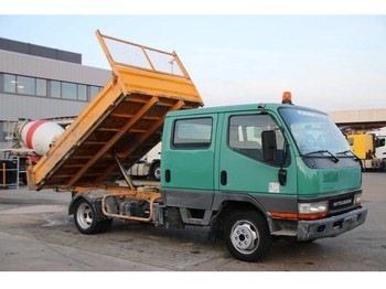 Mitsubishi Canter BENNE 7PLACES - tipper