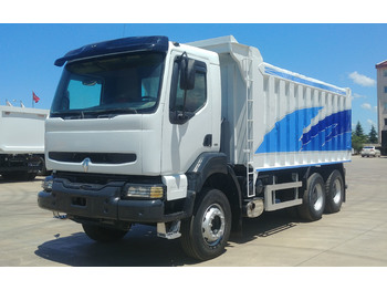 RENAULT 2006 KERAX 420 DCi 6X4 TIPPER LOW KM - tipper