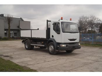 RENAULT MIDLUM 270 DCI / TIPPER / FULL STEEL / NICE CONDITION - tipper