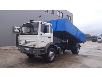 Renault G 230 Manager (6 CULASSE / SUSP LAMES / GRAND PONT) - tipper