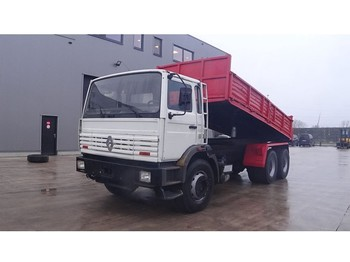 Tipper Renault G 300 Manager (GRAND PONT / SUSPENSION LAMES / 6 CULASSE)