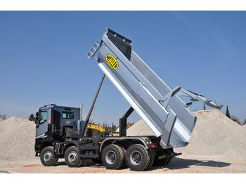 Renault Gamme T 440 - tipper