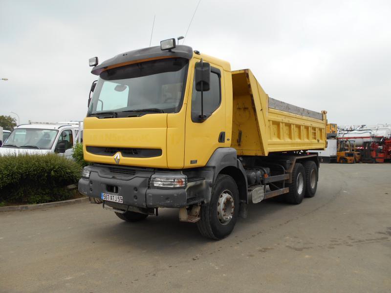 tipper Renault Kerax 320 DCI