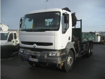 Tipper Renault Kerax 340
