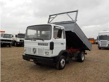 Tipper Renault S 130 Midliner (SUSPENSION LAMES)