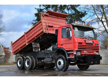 Tipper SCANIA 113H 360 6x6 1992 - tipper