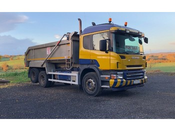 SCANIA P380 - tipper